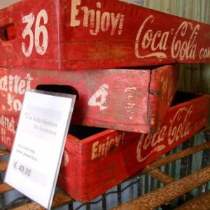 Coca Cola Kratje