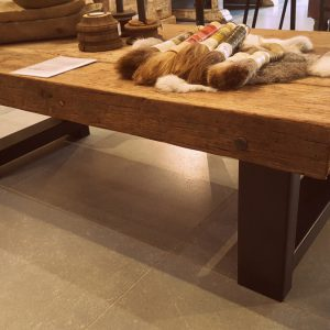 Robuuste salontafel Bassano