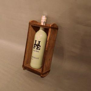 Flessenhouder-steenmal