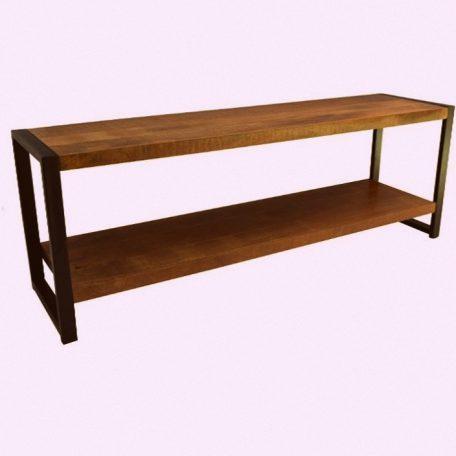 tv-meubel-Pip-mangohout-open-vak