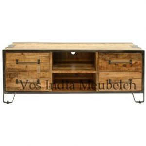 Stoere tv kast Megan