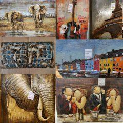 3D-schilderijen-collage