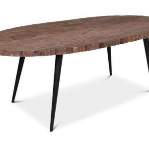 Robuuste-tafel-ovaal