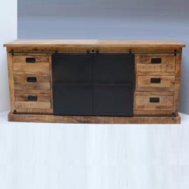 Industrieel dressoir Lilli