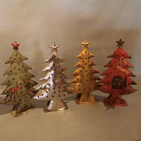 Kerstbomen-gerecycled-metaal-diverse-kleuren