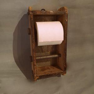 toilet-rolhouder-van-oude-steenmal