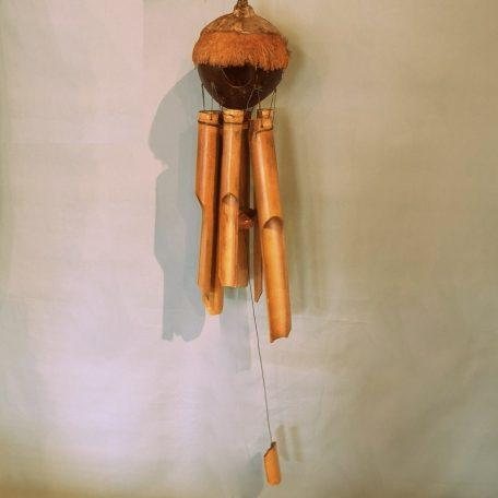 wind-gong-bamboe-kokosnoot