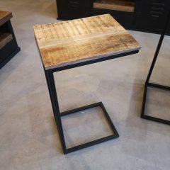 laptop-tafel-mangohout-metaal