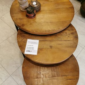 salontafel set van 3