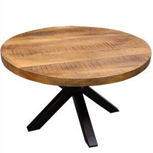 salon-tafel-mango-metaal-80-rond