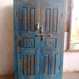 Indiakast-blauw-208x114x43cm 1395