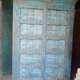 Indiakast-poortdeuren-blauw-205x113x50-1595